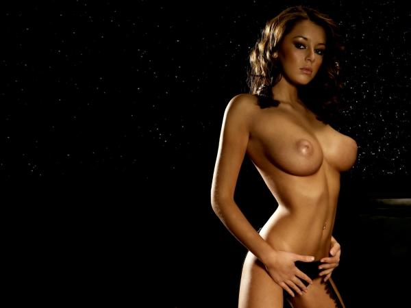 Большие голые модели фото